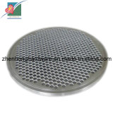 Forjando la hoja de tubo del acero inoxidable 316L/Tubplate para el evaporador aire acondicionado (ZH-TP-007)