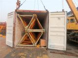 grúa de horca 8t Qtz5613 hecha en China por Hsjj