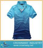 卸し売り人で最新のデザイナー方法ポロのTシャツ