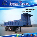 直接Factory Rear Dump Semi TrailerかTipping Truck Trailer