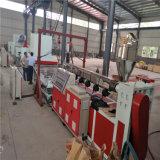 Циновка PVC пластичная делая машиной полый тип или тип s/производственную линию штрангя-прессовани