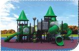 Спортивная площадка HD-024A дешевых детей замока игры напольная