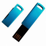 O USB conduz com taxa de transferência do USB 2.0, cor do ouro popular