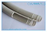 tuyauterie souple de vidange grise de 16*21mm en matériau de PE pour l'usage de climatiseur