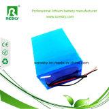 блок батарей лития 48V 9ah LiFePO4 перезаряжаемые для самоката
