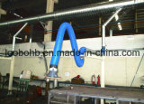 Multiple Welding Fume Extraction System를 위한 산업 Dust Collection Arms