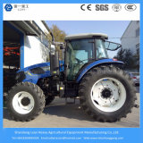 New155HP 4wheel управляя аграрной фермой/миниым быть фермером/садом/лужайкой/компактным трактором с двигателем дизеля