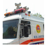 Scanner entdecken die 400m Nachtsicht-optische Laser-Kamera Infrarot-CCTV-drahtlosen Sonnenenergie-Support Onvif
