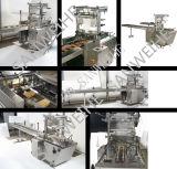 Swh-7017 tipo di spostamento eccessivo automatico macchina per l'imballaggio delle merci