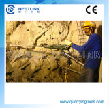 Pneumatische Hand-Held Small Hole Drilling Jack Hammer für Quarrying