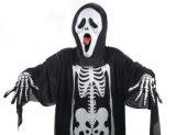 당을%s 당 두개골 Halloween 해골 가면