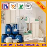Клей эмульсии поливинилового ацетата белый жидкостный слипчивый для деревянной мебели