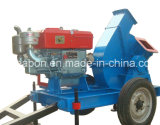 Pequena Pto Drive Electric Drum Wood Chipper