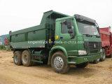 6X4 25ton Sinotrukのブランドのダンプトラック