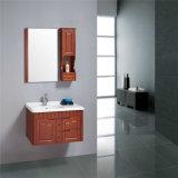 Vanité en gros neuve de salle de bains de mur en bois solide moderne