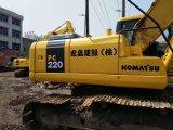 Escavatore giapponese utilizzato molto buon KOMATSU PC200-8 del cingolo idraulico di condizione di lavoro da vendere