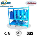 Usine forte de filtration d'huile d'isolation de vide