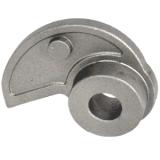 정밀도 고품질 Fcd 400 연성이 있는 철 주물