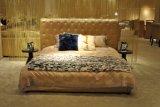 جديدة تصميم جلد سرير