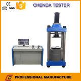 Máquina de teste automática controlada por computador hidráulica da força compressiva de Jack da fábrica chinesa