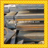 Plaque en acier 3mm profondément, prix galvanisé de tôle d'acier