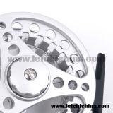 アルミニウム中国の大きいアーバーの標準的なはえの巻き枠のフライフィッシングの巻き枠