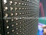 Coluna macia P6.67 da tela de indicador do diodo emissor de luz para o ângulo especial interno