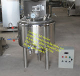 Pequeño Milk Pasteurizer Machine/50L Milk Pasteurizing Machine
