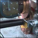 Machine de soudure enveloppée par fil du matériel V d'écran de Johnson