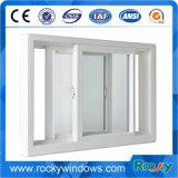 Vitrificação dobro de alumínio Windows deslizante de boa qualidade