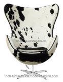 ホテル、居間のための現代標準的なデザイナー卵の余暇の椅子、