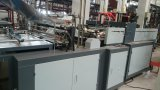 기계를 만드는 찬 절단 t-셔츠 비닐 봉투