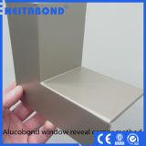 Building FacadeのためのNeitabond Aluminum Composite Panel ACP