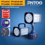 Bewegliches LED-Stroboskop (Wechselstrom oder Gleichstrom)