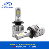 Auto Parts LED Waterproof Super Bright COB LED Headlight H4 H13 H16 880 881 9004 9007 36W 12V 24V