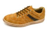 L'usine des chaussures de Casusal des hommes de Chine