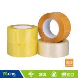 BOPP Film embalagem rolo de fita com Brown / amarelo adesivo acrílico