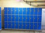 Локер 3 дверей для изменяя комнаты - номер Le32-3 деталя