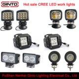 Anti-Polvo High Performance144W barra ligera de 50inch LED para el jeep (GT3520-144W)