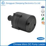 Mini bomba del fabricante del lavaplatos incorporado sin cepillo chino de la C.C. 24V