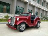 6 Sitzelegante konzipierte antikes Golf-verwanzte elektrische Fahrzeuge