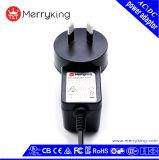 Adattatore elettrico di corrente continua di CA dell'adattatore 18V 1A 18W del pulitore