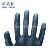 13 de Handschoen van het Werk van de Veiligheid van de Polyester van de maat met Met een laag bedekt Nitril