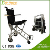 走行のための携帯用車椅子を折る5.5kgアルミニウムライト