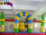 Rocket Aerospace infantis playground para crianças