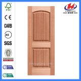 Disegni di legno economici personalizzati della pelle del portello dell'impiallacciatura (JHK-S04)