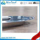 ステンレス鋼は多数ビュッフェのためのホックが付いている食糧はさみを大きさで分類する