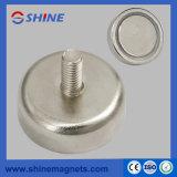Potenziometer-magnetischer runder niedriger Halter U/Min-c