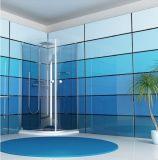 panneau en verre décoratif en verre/laqué arrière de 4-12mm peint