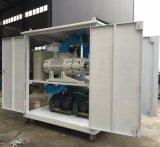 전력 변압기 건조를 위한 2단계 루트 그리고 회전하는 진공 펌프 시스템
